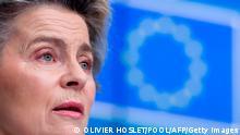 EU-Kommission-Präsidentin Ursula von der Leyen