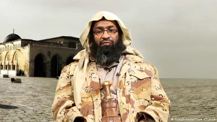 Jaled Batarfi, líder de Al Qaeda detenido en Yemen.