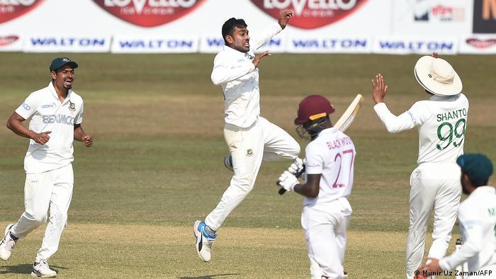 Cricket Bangladesch - West Indies