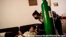 Weltspiegel 05.02.2021 | Corona |Peru, Sauerstoffversorgung