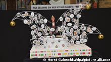 Deutschland Vorstellung Kölner Miniatur-Rosenmontagszug