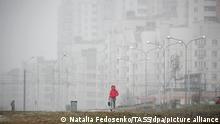Weißrussland | Kalte Wetterfront in Minsk