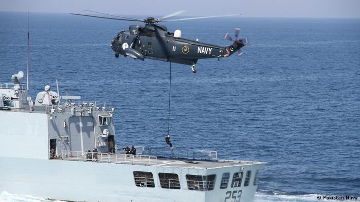 Pakistan Navy Marine