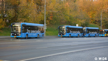 Global Russland Bus
