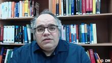 DW Fit und gesund Sendung vom 19.02.2021 - Experte Amir Madany Mamlouk