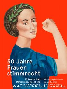 Book cover of 50 Years of Women's Suffrage