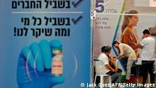 Israel Coronavirus Impfung