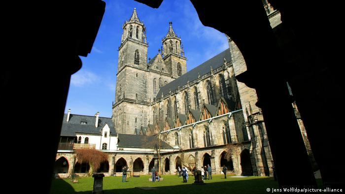 Магдебургский собор