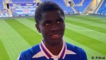 Mamadi Camará - Fußballspieler