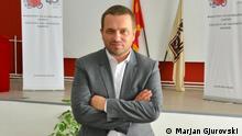 Prof. Marjan Gjurovski, Professor für Sicherheit aus Nordmazedonien Rechte: Marjan Gjurovski