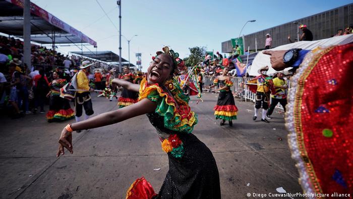 Kolumbien Karneval von Barranquilla