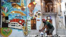 Kuba Havana Graffiti