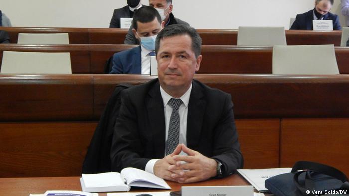 Kandidat SDA za gradonačelnika Mostara dr. Zlatko Guzin