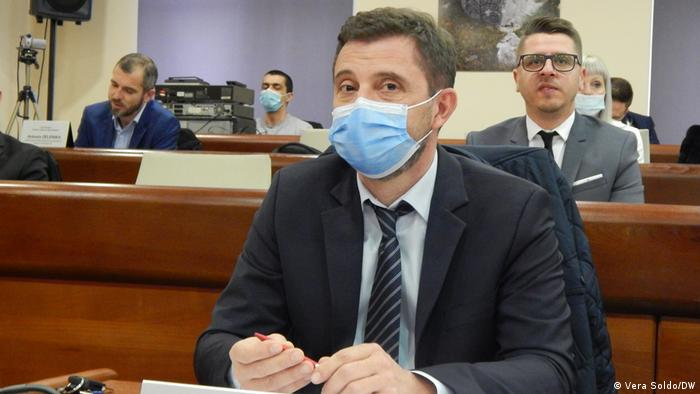 Kandidat HDZ-a BiH za gradonačelnika Mostara dr. Mario Kordić
