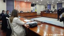 5.2.2021, Mostar, Bosnien-Herzegowina, Die erste Sitzung des Stadtrates Mostar nach 9 Jahren // gradsko vijece mostar_autor vera_ oldo