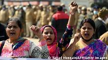 Indien Gurgaon | Proteste gegen neues Landwirtschaftsgesetz