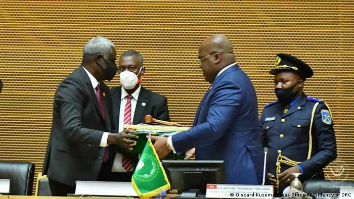 Félix Tshisekedi et l'Union africaine n'entendent pas suspendre le Tchad