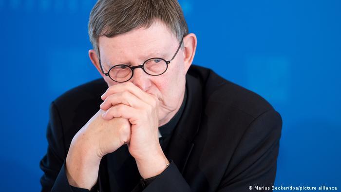Deutschland Kardinal Rainer Maria Woelki ARCHIV