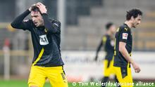 Deutschland Bundesliga SC Freiburg - Borussia Dortmund