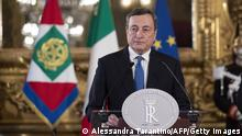 Rom I Regierungsbildung in Italien