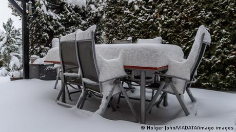 Winterwetter in Deutschland | Saalekreis