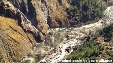 Indien Uttarakhand | Gletscherabbruch & Überschwemmung