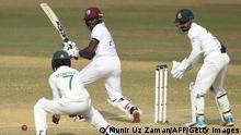 Bangladesch Chittagong |Cricket |Westindische Inseln vs. Bangladesch