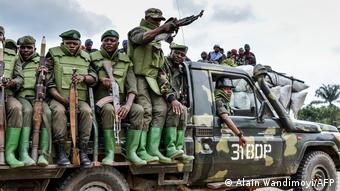 DRK Symbolbild FARDC