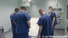 Portugal Corona-Pandemie | Bundeswehr hilft | Einarbeitung