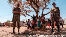 Äthiopien Konflikt Tigray | Mai Aini-Flüchtlingszentrum