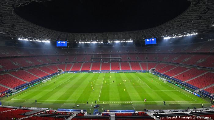 Будапешт - Стадион Ференца Пушкаша