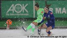 Deutschland Frauen Bundesliga VfL Wolfsburg vs. Turbine Potsdam