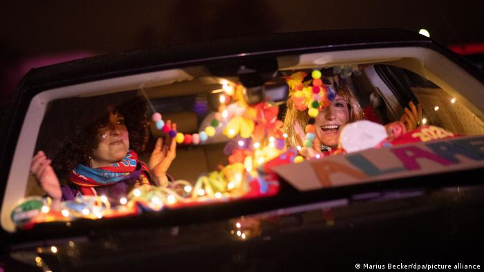 Karneval u doba korone