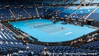 Турнир Большого шлема Australian Open в Мельбурне