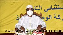 Tschad Kongress Idriss Déby Itno