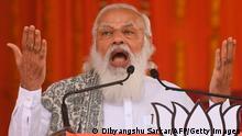 Indien Kalkutta | Narendra Modi
