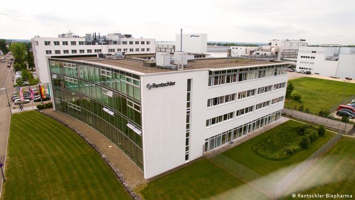 Rentschler headquarters in Germany