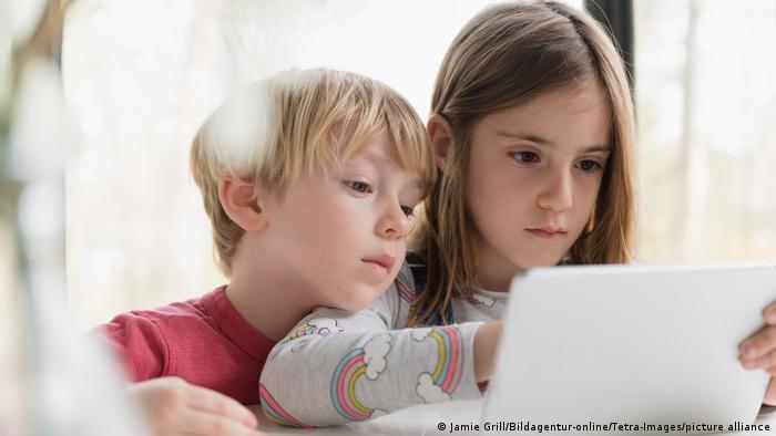 Symbolbild | Kinder Computernutzung