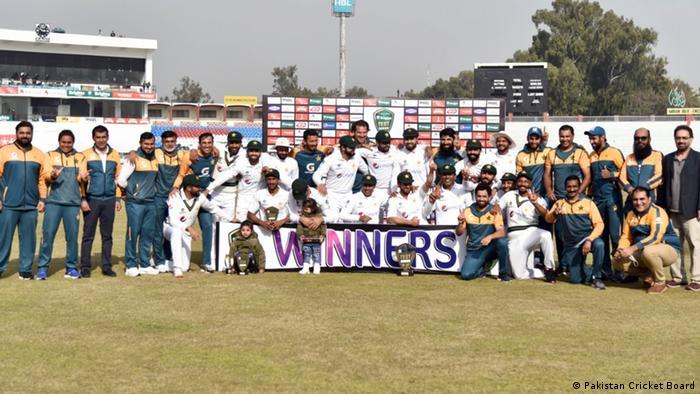 Cricket Pakistan - Südafrika