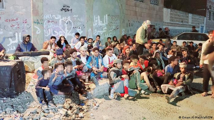 Jemen Taiz | Hochzeitsfeier