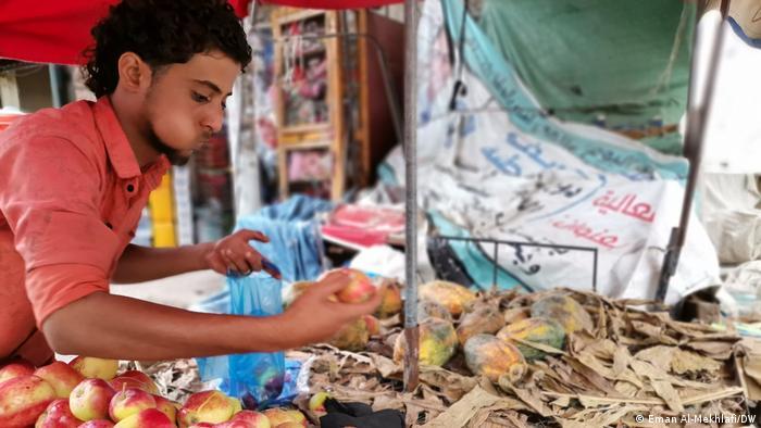 Jemen Taiz | Händler