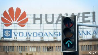DW Doku zur chinesischer Seidenstraße auf dem Balkan