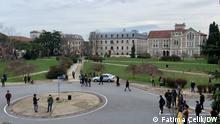 Türkei Istanbul Bogazici Uni. Studentenproteste