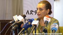Äthiopien Birtukan Mideksa UDJ Partei