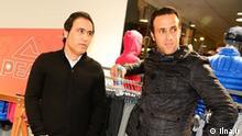 Mehdi Mahdavikia und Ali Karimi