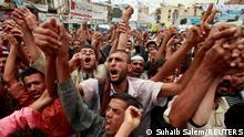 Arabischer Frühling in Jemen - 10 Jahre seit der Revolution