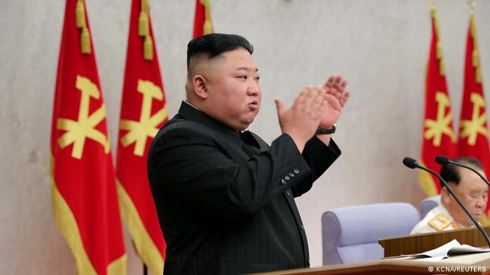 El líder del régimen norcoreano, Kim Jong Un.
