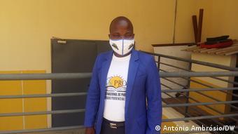 Angola Corona l Grundschulen nehmen den Unterricht wieder auf - César António
