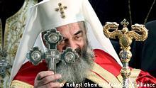 Rumänien Patriarch Daniel