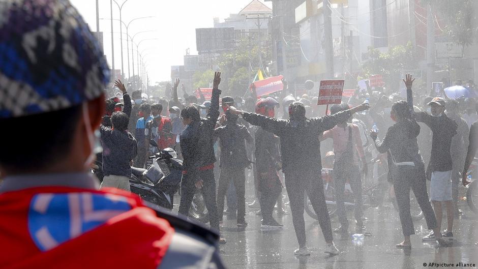 人权理事会召开缅甸特别会议 警告「全球都在看」(photo:UDN)